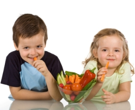 10 Ways to Encourage Kids to Eat Their Veggies<br> by Dr. John Lee